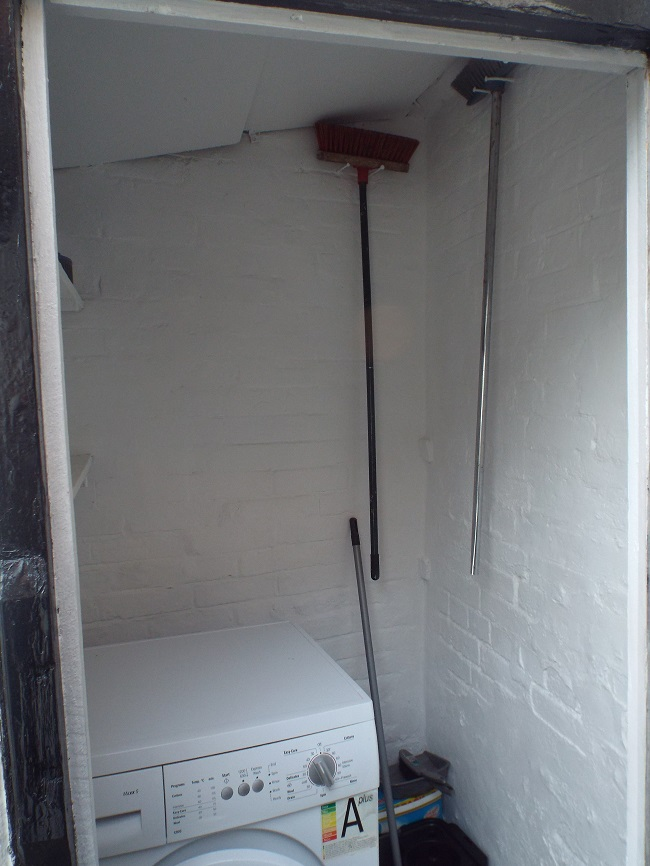 transforming outhouses into new extension_washing machine